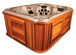 plug and play 110v hot tubs