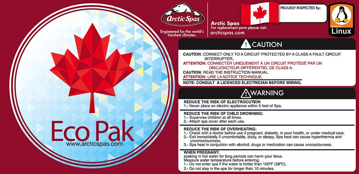 EcoPak label